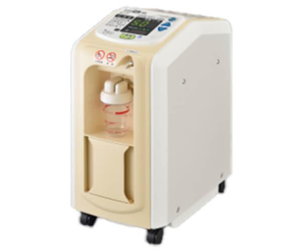 【酸素濃縮装置(5L器)】ライトテック5A